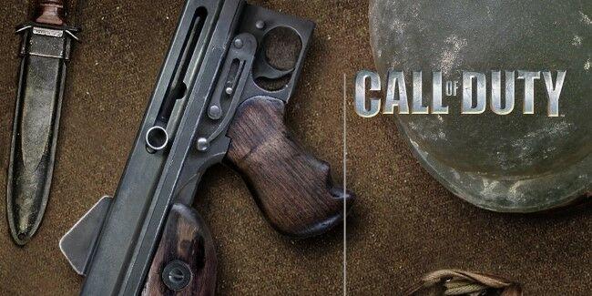 Wallpaper Call Of Duty 2003 Desktop 1024 512 1 Custom 66191