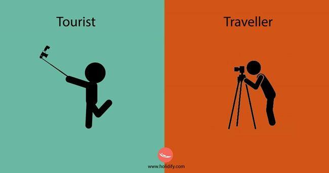 Perbedaan Turis Vs Traveler Mini 1