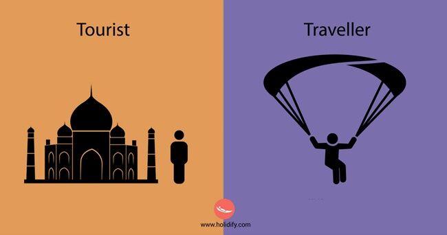 Perbedaan Turis Vs Traveler Mini 13
