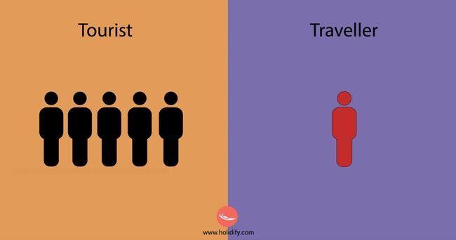 Perbedaan Turis Vs Traveler Mini 14