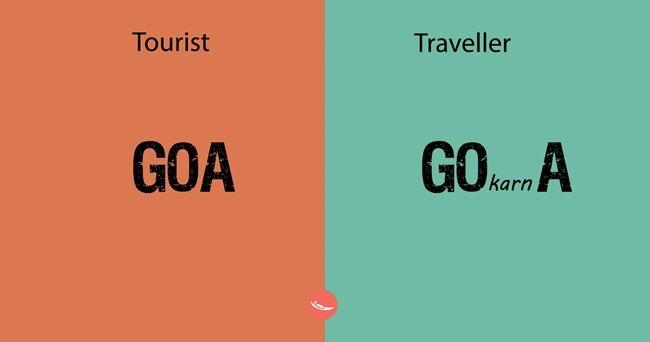 Perbedaan Turis Vs Traveler Mini 7