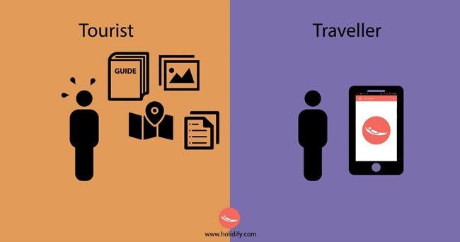 Perbedaan Turis Vs Traveler Mini 8