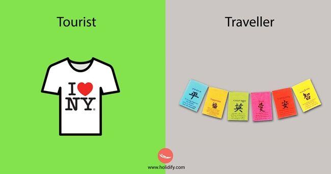 Perbedaan Turis Vs Traveler Mini 9