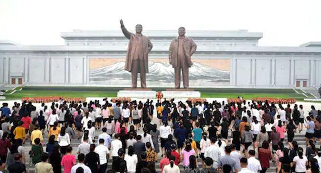 Memuja Supreme Leader Di Korea Utara 2ed01