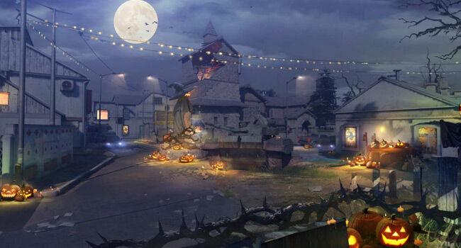 Fitur Baru Call Of Duty Mobile Halloween Update 1 43f4d