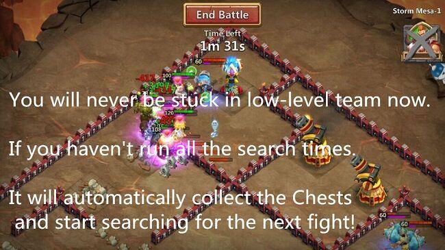 Mod Castle Clash 7