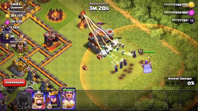 Grand Warden Hero Baru Coc 6