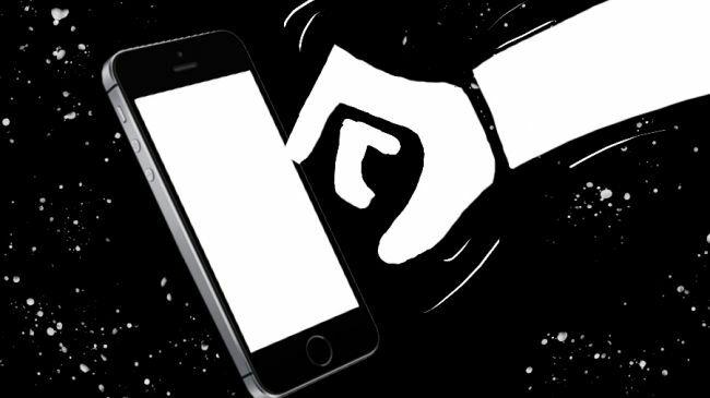 Kehilangan Smartphone