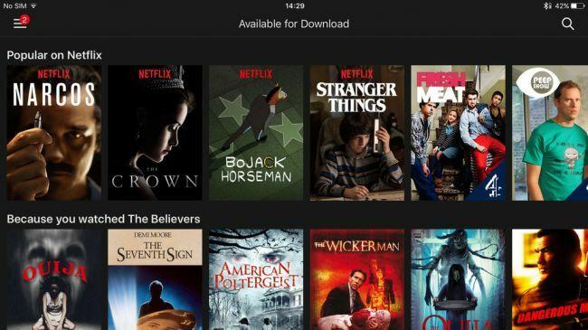 Pilih Film Di Netflix