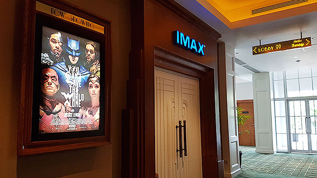 Imax The Breeze