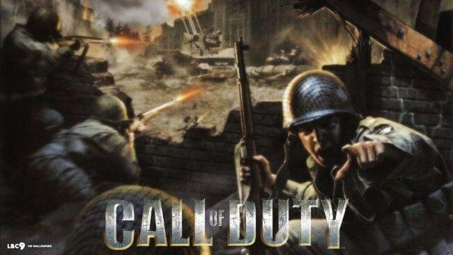 Wallpaper Call Of Duty 2003 Desktop Full Hd Custom 3ce10