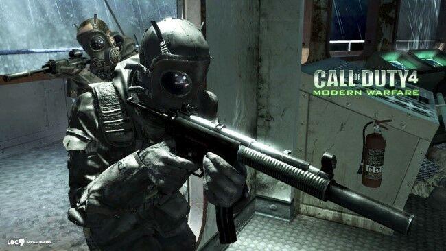 Wallpaper Call Of Duty 4 Modern Warfare Desktop Pc Full Hd 1920 1080 3 Custom 4e2a8