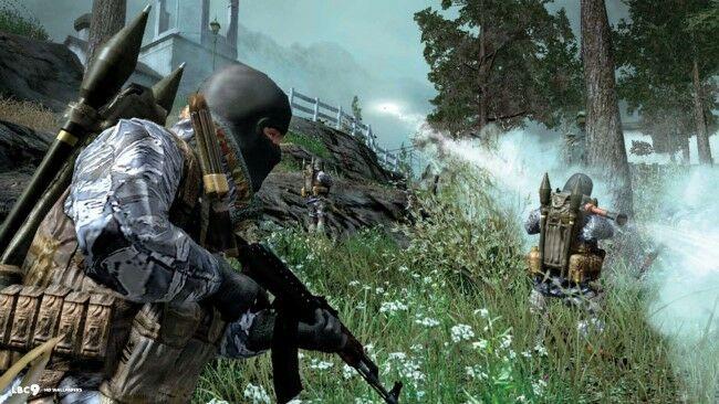 Wallpaper Call Of Duty 4 Modern Warfare Desktop Pc Full Hd 1920 1080 4 Custom 2c42f