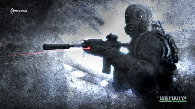 Wallpaper Call Of Duty 4 Modern Warfare Desktop Pc Full Hd 1920 1080 5 Custom 5141f