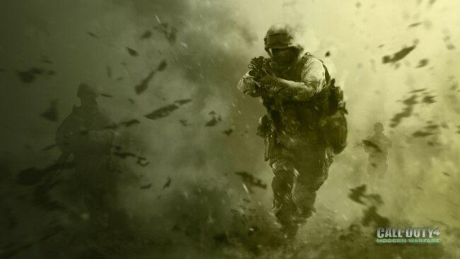 Wallpaper Call Of Duty 4 Modern Warfare Desktop Pc Full Hd 1920 1080 Custom 61843