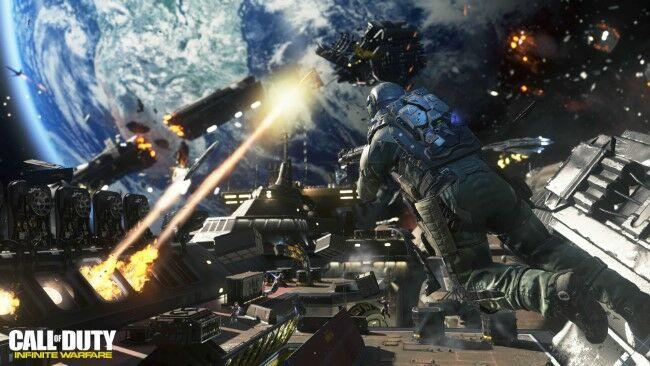 Wallpaper Call Of Duty Infinite Warfare Desktop Pc 4k 3840 2160 2 Custom 81301