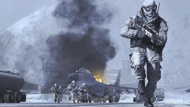 Wallpaper Call Of Duty Modern Warfare 2 Desktop Pc 1920 1080 4 Custom Af2cf