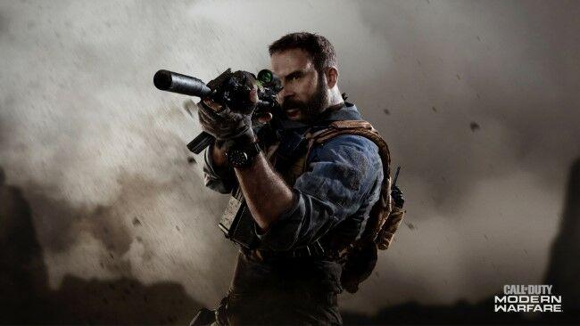Wallpaper Call Of Duty Modern Warfare 2019 Desktop Pc 4k 3840 2160 2 Custom B1a20