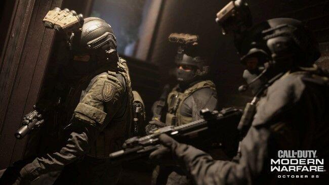 Wallpaper Call Of Duty Modern Warfare 2019 Desktop Pc Qhd 2560 1440 4 Custom A40eb