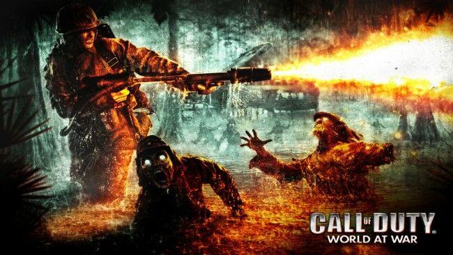 Wallpaper Call Of Duty World At War Desktop Pc Hd 1 Custom 16155