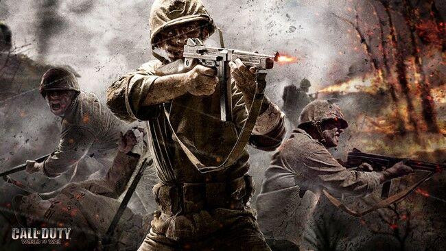 Wallpaper Call Of Duty World At War Desktop Pc Hd 2 Custom 16611