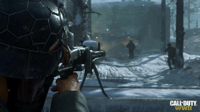Wallpaper Call Of Duty Wwii Desktop Pc 4k 3840 2160 Custom 54a44