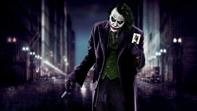 Joker Heath Ledger 1 Custom 1bad7
