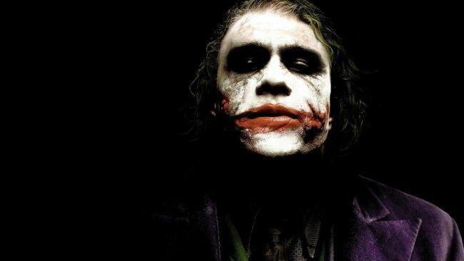 Joker Heath Ledger 3 Custom 19581