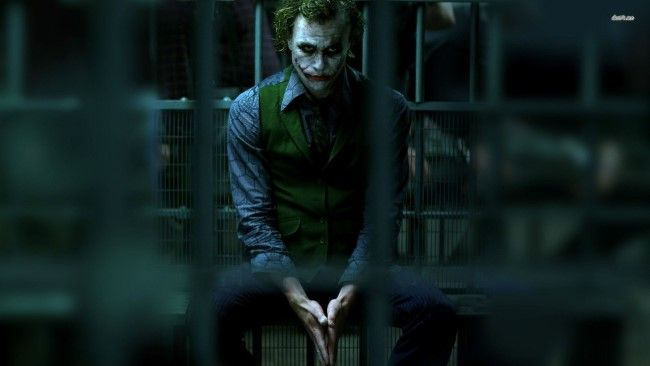Joker Heath Ledger 5 Custom 94c5a