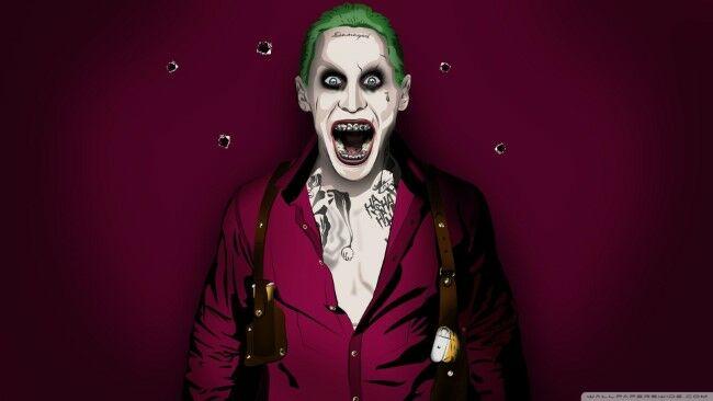 Joker Jared Leto 1 Custom Dedce
