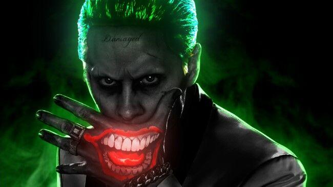 Joker Jared Leto 3 Custom 56a5e