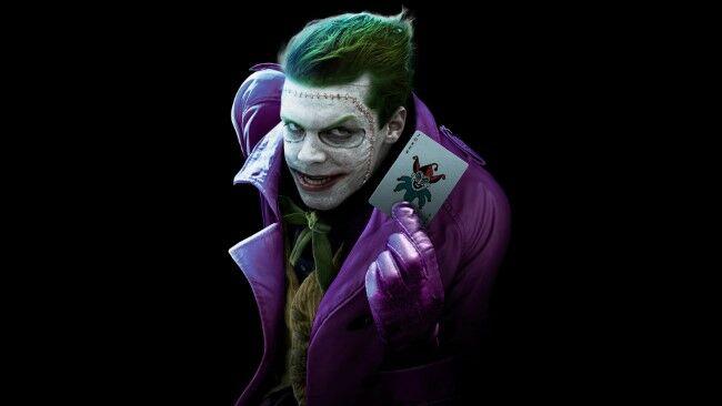 Joker Jerome Valeska 5 Custom 81a9c