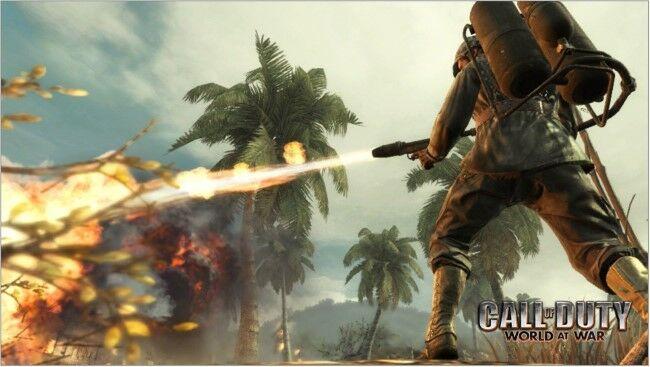 Wallpaper Call Of Duty World At War Desktop Pc Hd 5 Custom 868a0