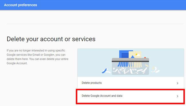 Cara Hapus Akun Google Permanen 2 0f013