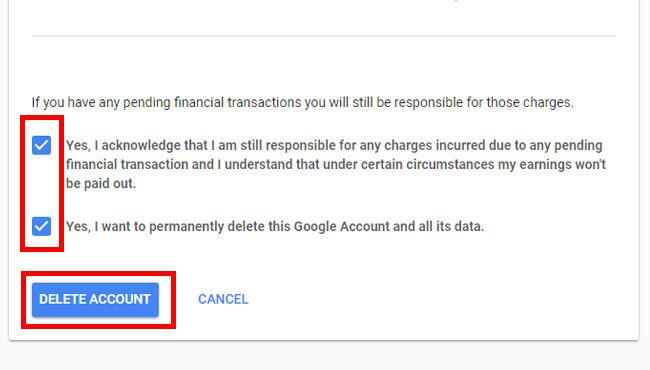 Cara Hapus Akun Google Permanen 4 B81f4