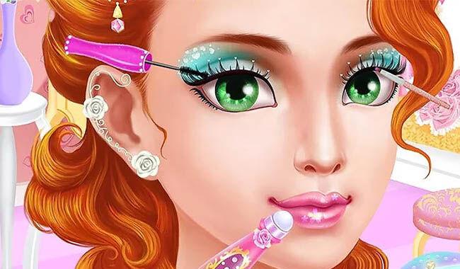 Game Make Up Salon 6bedf