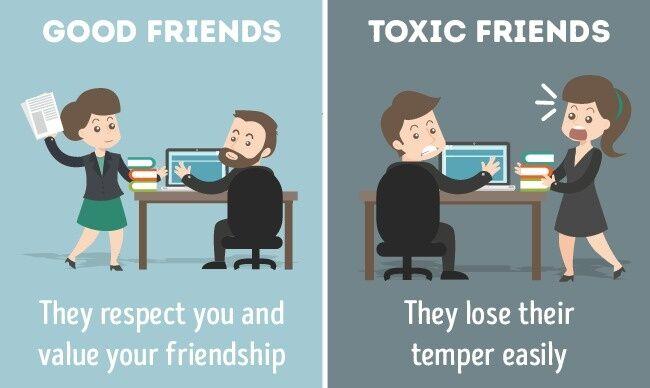 Perbandingan Teman Baik Dan Jahat 4