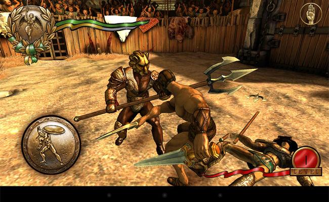 Game Fighting Offline 3 9afcf
