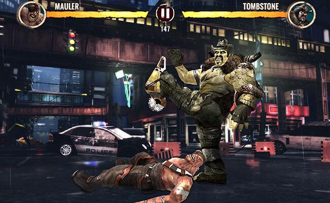 Game Fighting Offline 4 977b7