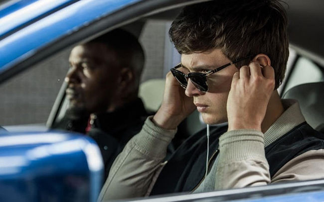 Baby Driver Inside