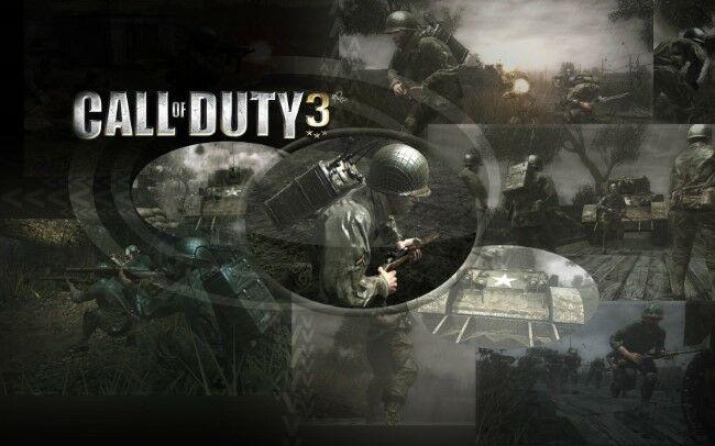 Wallpaper Call Of Duty 3 Widescreen 1680 1050 Custom 9931f