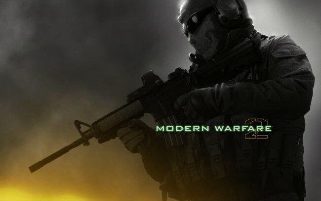 Wallpaper Call Of Duty Modern Warfare 2 Desktop Pc 1650 1050 Custom 6ad74