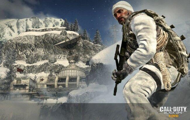 Wallpaper Call Of Duty Black Ops Desktop Pc 4 Custom B8181