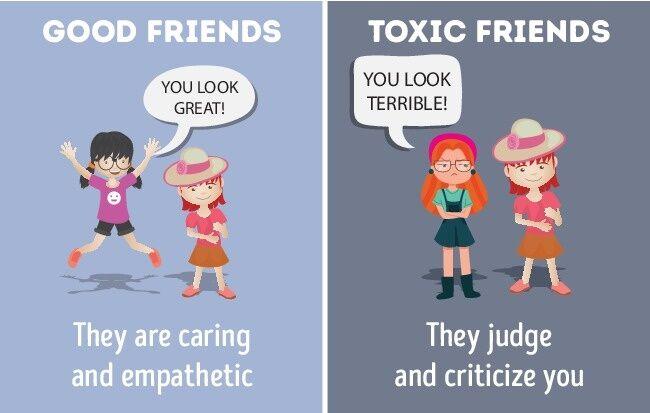 Perbandingan Teman Baik Dan Jahat 3