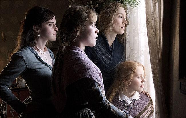 Inside March Sisters Ea373