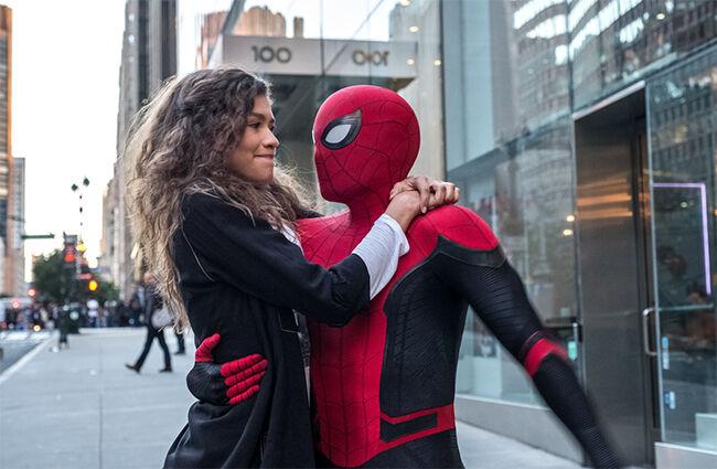 Spiderman MJ 0352e