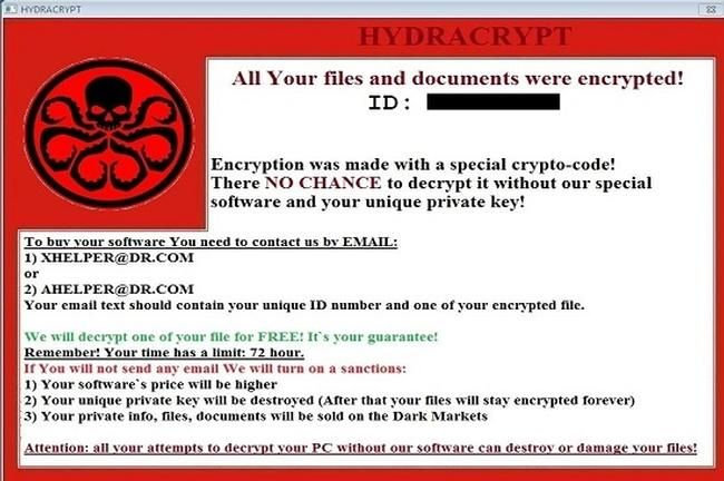 Hydra Crypt