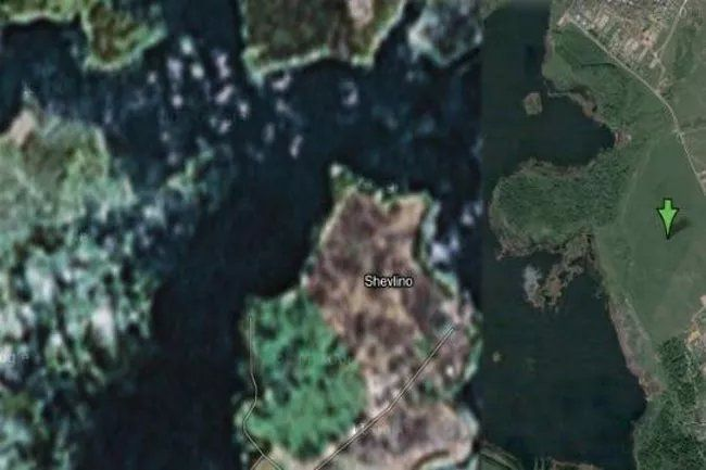 Tempat Misterius Google Maps 4 F4ea4