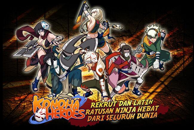 Game Naruto Terlengkap Dan Terbaik 7