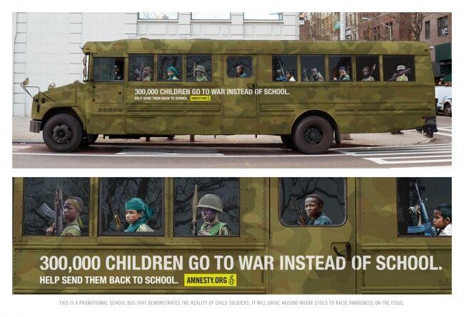 300000 Anak Anak Pergi Berperang Bukan Sekolah